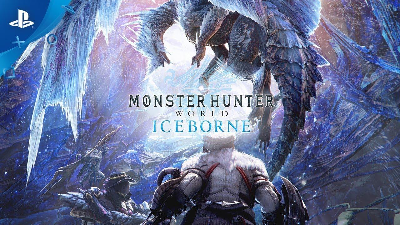 Resultado de imagem para monster hunter world iceborne