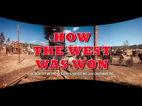How The West Was Won (1963) Official Trailer