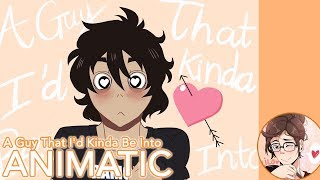 (Solangelo/PJO) A Guy That I'd Kinda Be Into【Animatic】