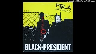 Fela Kuti - Colonial mentality, 1981.