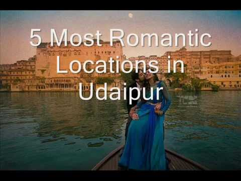 Video 5 Most Romantic Tourist Destinations in Udaipur
