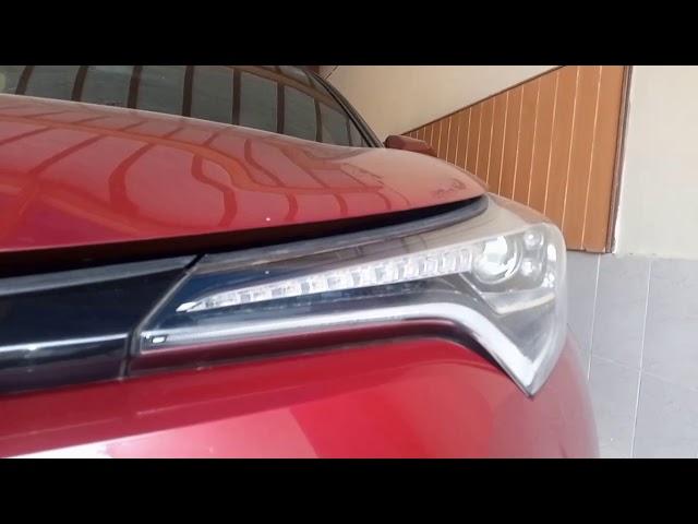Toyota C-HR 1.8 Hybrid 2016 Video