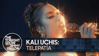 Kali Uchis: telepatía | The Tonight Show Starring Jimmy Fallon