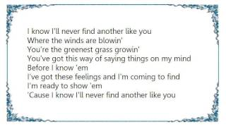 Joshua Radin - The Greenest Grass Lyrics