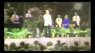 Jimmy Swaggart crusade - John Starnes- Holy, Holy, Holy-Amer