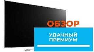 Телевизор LG 49SJ800V UHD 4K, Nano Cell панель, Активный HDR с Dolby Vision, webOS 3.5, DVB—T2/C/S2 от компании Telemaniya - видео