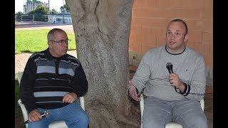 Presentación del PIDB (Partido Independiente del Deporte en Benidorm), encabezado por Rafa Lago