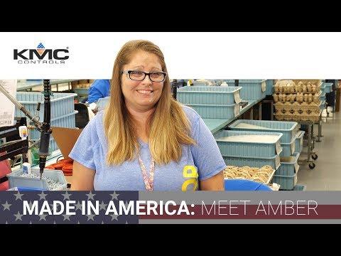Made In America: Meet Amber