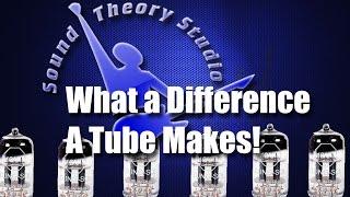 La différence d'une marque de lampes à l'autre (Tung Sol / Mesa / JJ Tubes)
