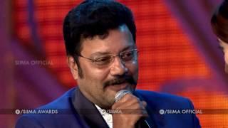 SIIMA 2016 Best Actor Negative Role Kannada   Saikumar - RangiTaranga