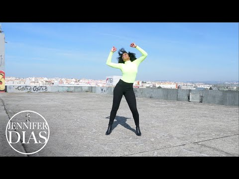 Jennifer Dias Então é O Quê Official Video
