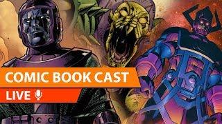 Avengers 4 NEW Villains & More - CBC