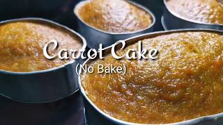 can i make carrot cake without baking powder