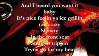 Chris Brown-Round Here 2009 (w/lyrics)