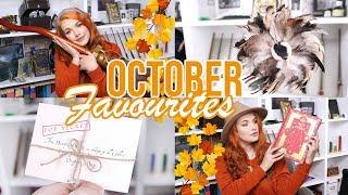 October Favourites 2019   Cherry Wallis