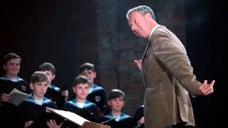 Britten: Rejoice in the Lamb. Choir of King's College, Cambridge, Philip Ledger