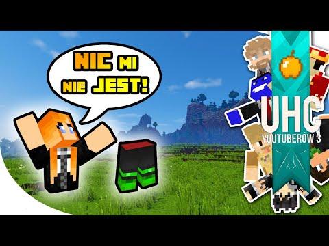 STARCIE...! | UHC YouTuberów S3 #3