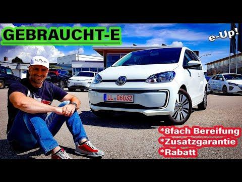 Gebrauchte Elektroautos: TOP oder FLOP? Der VW e-Up!