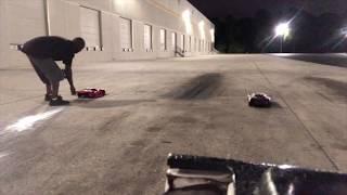 132ft. RC Drag Racing