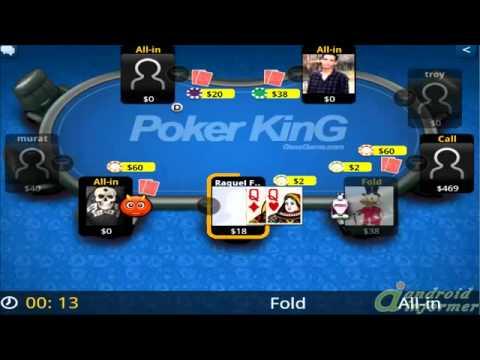Vídeo do Texas Holdem Poker-Poker KinG