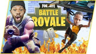 TEAMING UP WITH TRENT FOR DUOS! - FortNite Battle Royale Ep.11