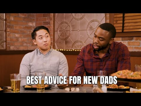 Shakey's Video: Best Advice for New Dads I Dad's Night