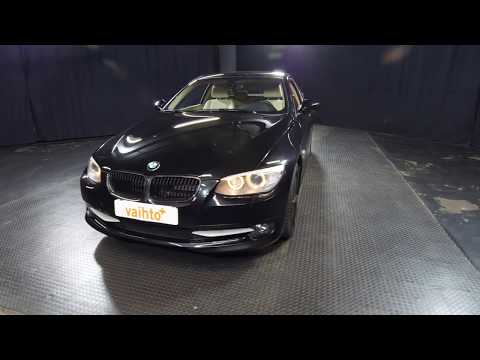 BMW 3-sarja 320 Cd TwinPower Turbo Autom. xDrive E92 Coupe, Coupe, Automaatti, Diesel, Neliveto, NJH-198