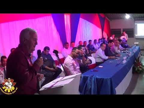 1º Primeiro Encontro de Municípios em Juquitiba com a Palavra Vice - Prefeito Bernardo
