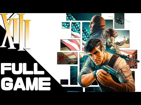 XIII Remake Full Walkthrough Gameplay – PS4 Pro 1080p/60fps No Commentary