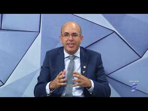 Deputado Ismael Crispin fala sobre Marcos Rocha e do compromisso com Rondônia - Gente de Opinião