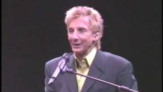 Onstage with Barry Manilow!!