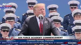 AIR FORCE: President Trump 2019 Commencement Speech