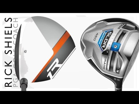 Longest Drive Comp TaylorMade SLDR Vs R1