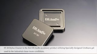 Review: DS Audio ST-50 Stylus Cleaner