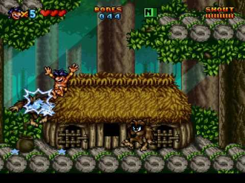 [TAS] SNES Prehistorik Man by WarHippy in 18:40,75