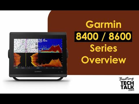Garmin GPSMAP 8400/8600 Series