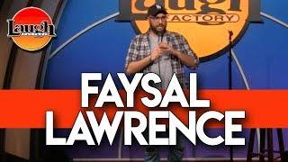 Faysal Lawrence | Wet Dream | Laugh Factory Stand Up Comedy - Video Youtube