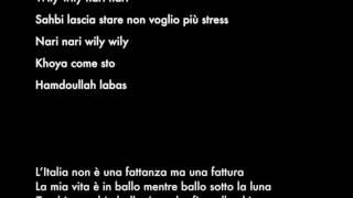 (TESTO) Ghali - Wily Wily