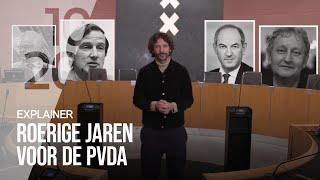 De PvdA in de jaren tien: van 20 naar 5 zetels