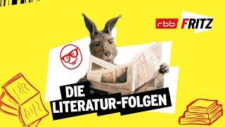 Die Literatur-Folgen von Neues vom Känguru reloaded   Marc-Uwe Kling   Känguru-Chroniken-Storys