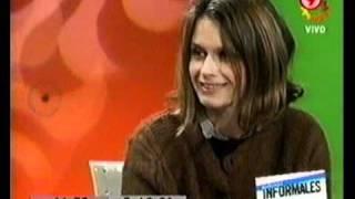 TVR - Entrevista Registrada eterna: Guinzburg - Juana Molina 19-11-11
