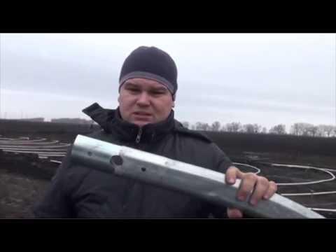 Парник из профильной трубы своими руками – чертежи, фото и видео инструкции