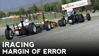 iRacing : Margin of Error (Skip Barber @ Mosport)
