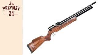 Самая дешевая PCP винтовка 6,35 Kral Puncher Maxi 3W