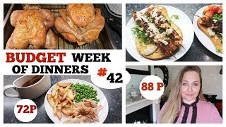 LARGE FAMILY FRUGAL DINNERS #42 / BUDGET FAMILY MEAL IDEAS / WHATS FOR DINNER ?