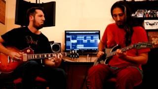 Aedan's Aeolian Jam - Guitar Lessons