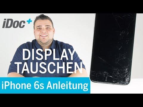 iPhone 6s – Display wechseln [Reparaturanleitung]