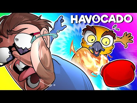 , title : 'Havocado Funny Moments - Gang Beasts and Stick Fight Had a Baby!'