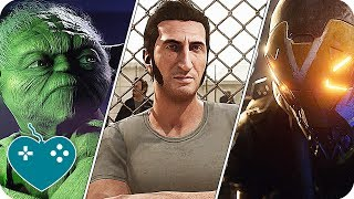 EA E3 2017: All Game Trailers from the Electronic Arts Press Conference | E3 2017 RECAP