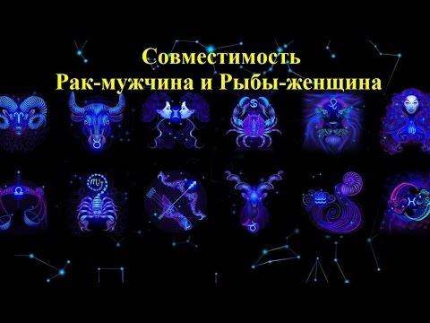 Совместимости гороскопов рак и телец